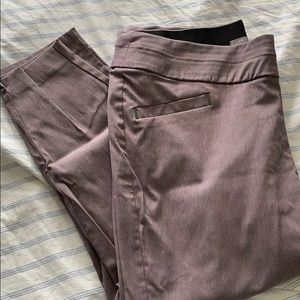 Maurices skinny ankle dress pants